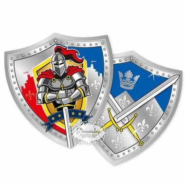 ridder fødselsdag ridder temafest paptallerkner