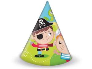 pirat hat børnefødselsdag